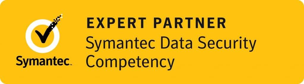 Expert Partner Sym Data Security Competency Logo