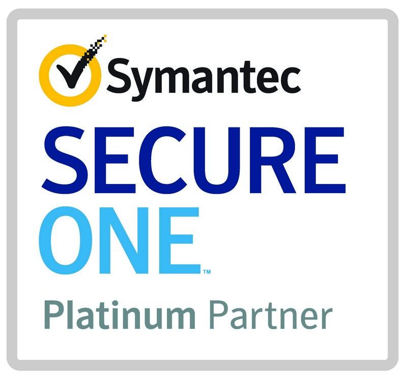 Secure One Platinum Partner Logo