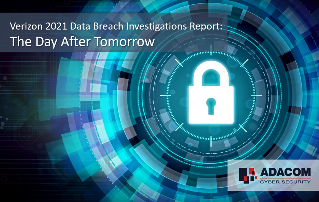Verizon 2021 Data Breach Investigations Report
