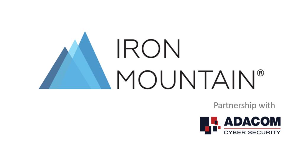 iron mountain and adacom